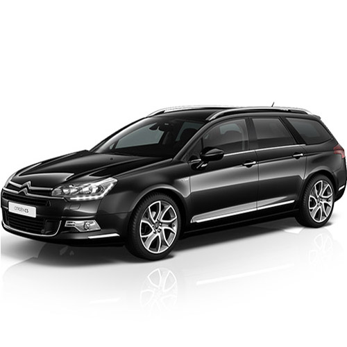 CITROEN C5 TOURER family big wagon rental Budapest downtown