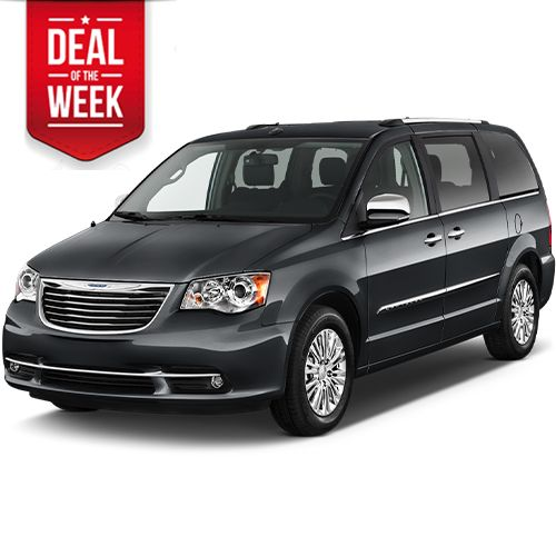 LANCIA GRAND VOYAGER AUTOMATA tdi 7 full seats extended trunk MPV