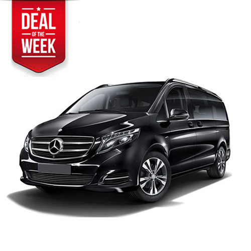 MERCEDES VITO V-CLASS Dci 9 seaters automatic luxury affordable priced