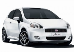 FIAT PUNTO GRANDE - small compact TurboJet or MultiJet models
