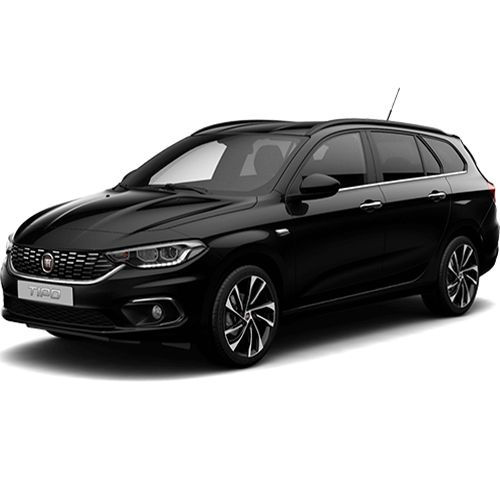 FIAT TIPO Estate car for rent with home delivery all over Hungary
