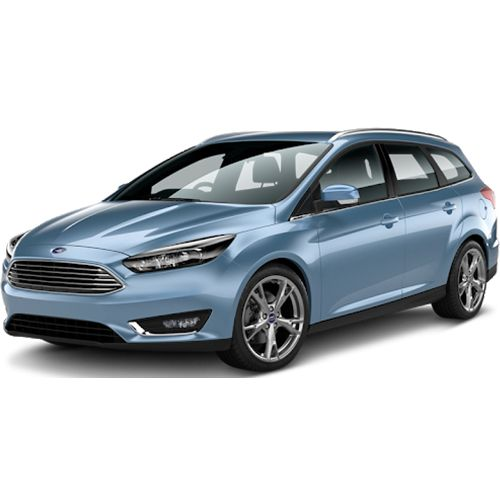 FORD FOCUS TURNIER tdci diesel stationwagon car rental