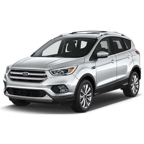 FORD KUGA 2.0 TDci leisure off-road vehicle rental