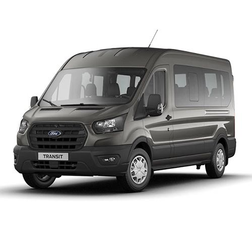 9 seater Ford Transit Tdi new shape passenger van