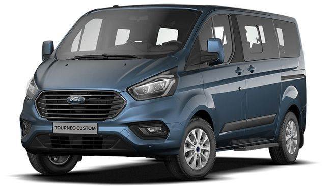 SP5 - Minibus, microbus and minivans for 6-7-8-9 people