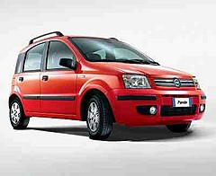 FIAT PANDA characterful bargain deal city cruiser