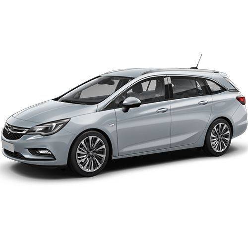 OPEL ASTRA K family estate car (TDI diesel)