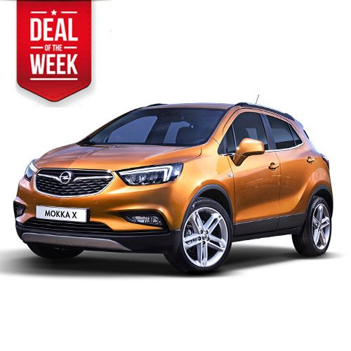 OPEL MOKKA X urban leisure car rental