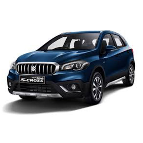 SUZUKI SX4 S-CROSS small compact crossover SUV for rent