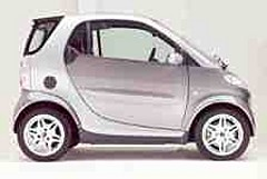 BILLIGE AUTOVERMIETUNG - Smart Fortwo