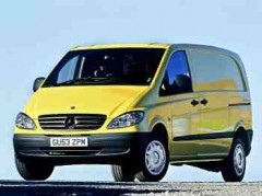 MERCEDES VITO autotruck equipment carrier rental