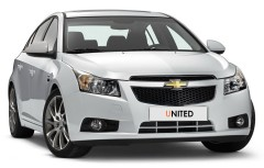 CHEVROLET CRUZE - RENT IT AT LISZT FERENC AIRPORT IN BUDAPEST