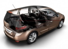 FAMILY MINIVAN - Renault Grand Scenic interior