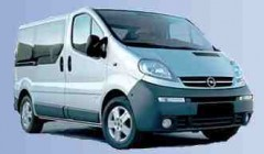 MICROBUS - MINIVAN RENTALS IN EXTENDED TERM