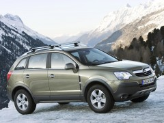 Opel Antara 2.2 cdti automatic good family-focused SUV